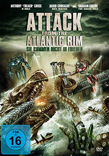 Attack from the Atlantic Rim-Sie Kommen Nicht in