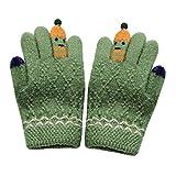 Lenfesh Fingerhandschuh Kleinkind Herbst und Winter Baby Warme Handschuhe Fäustlinge Unisex Jungen Mädchen Kinderhandschuhe Fahrradhandschuhe Winterhandschuhe