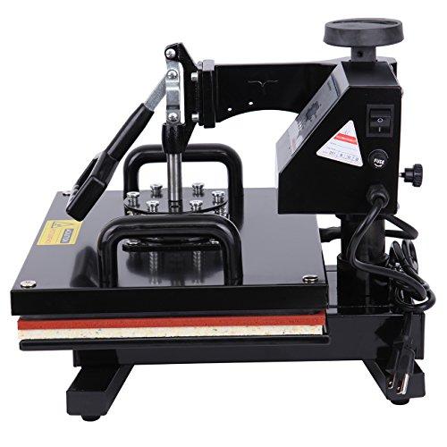 Ridgeyard Digital Swing auswärts T-shirt Foto Hitze Presse Maschine Sublimation Transferdruck 39.5×31.5cm - 3