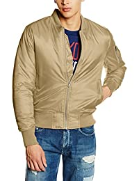 Urban Classics Basic Bomber Jacket, Blouson Homme