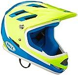 Bell Erwachsene Sanction Fahrradhelm, Force Blue/Retina Sear, M