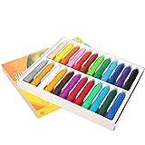12 couleurs / 18 couleurs / 24 couleurs enfants nouveau crayon en plastique crayons stylo graffiti pour enfants respectueux de l'environnement inoffensifs non toxiques crayons lavables