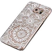 Malloom® vendedor caliente vendimia Floral Atrapasueños Carcasas y fundas para Samsung Galaxy S6