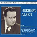 Dokumente einer Sängerkarriere - Herbert Alsen