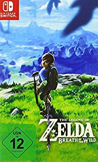 The Legend of Zelda: Breath of the Wild [Nintendo Switch] (B01MT8ERQW) | Amazon Products
