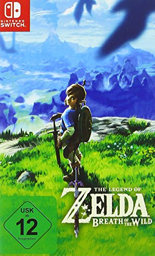 The Legend of Zelda: Breath of the Wild [Nintendo Switch] (Super Nintendo Konsole Teile)