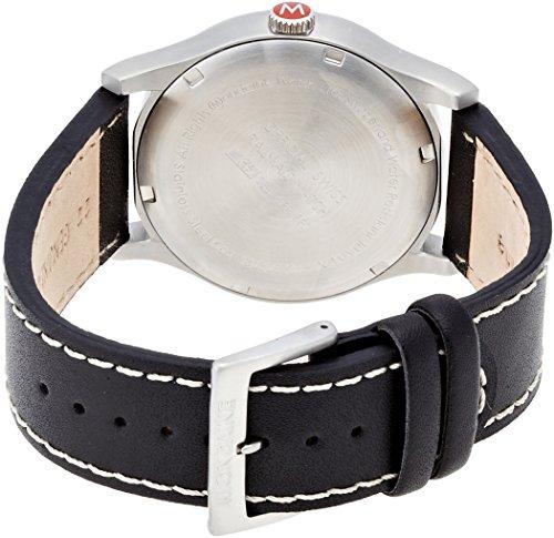 Mondaine Herren-Uhren Quarz Analog A669.30308.16SBB - 2