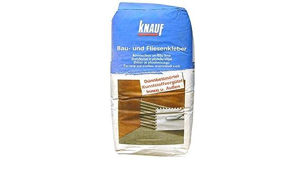Knauf colla per piastrelle bau sticker adesivo oertel sottile