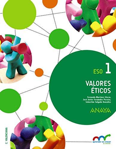 Valores Éticos 1. (Aprender es crecer en conexión) - 9788467883343