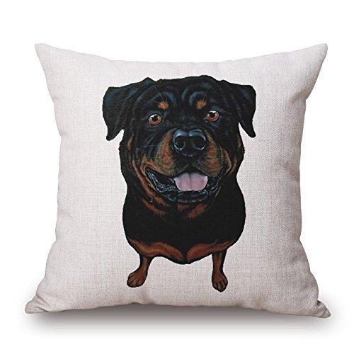 50,8x 50,8cm/50von 50cm Hund Überwurf Kissen-, Seiten Ornament und Geschenk zu Verwandte, Sofa, Jungen, Sofa, Coffee House, Mutter