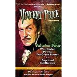Vincent Price Presents: Four Radio Dramatizations