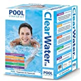 Best Above Ground Pool Cleaners - Clearwater Basic Pool Chemical Starter Set Review