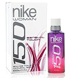 Nike N150 Sensual Touch EDT for Women, Purple, 150ml