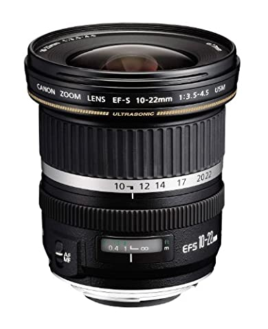 Canon - 9518A007 - Objectif - EF-S 10-22 mm f/3,5-4,5