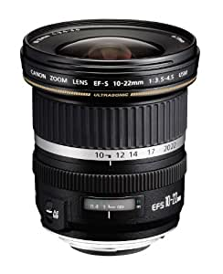 Canon - 9518A007 - Objectif - EF-S 10-22 mm f/3,5-4,5 USM