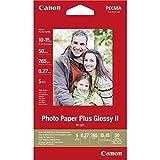 Canon 2311B003 PP-201 Carta Fotografica - 10 x 15 cm, 265 g/m2, Pacco da 50, 50 Pezzi