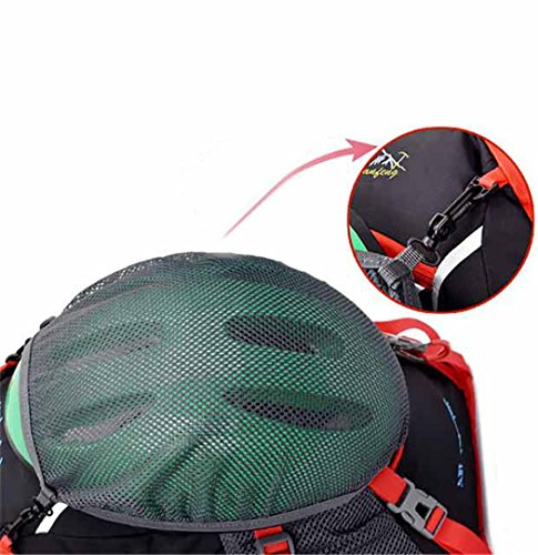 Mountain bike ride rucksack ultra light atmungsaktive wasserdicht umhängetasche reisen fahrrad in der tasche für männer und frauen 10 farben L45 x W26 x T22cm Yellow