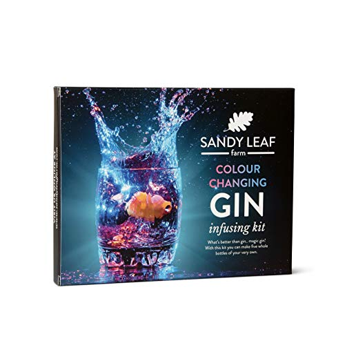 Colour Changing Gin Infusing Kit...
