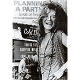 """Poster de música de PAPEL. Janis Joplin (Planning a Party). Medida estandarizada """"A1"""" aprox. 84,1 x 59,4 cm."""