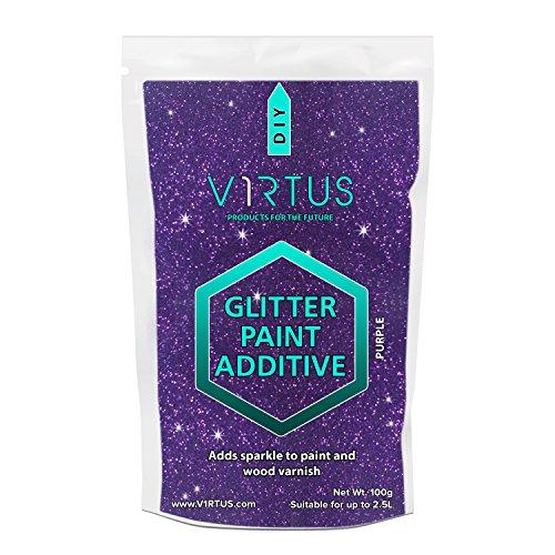 v1rtus-additif-peinture-a-paillettes-cristaux-100-g-violet-pour-peinture-emulsion-pour-une-utilisati