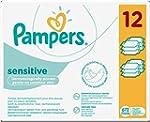 Pampers Feuchttücher Sensitive 2-Mona...