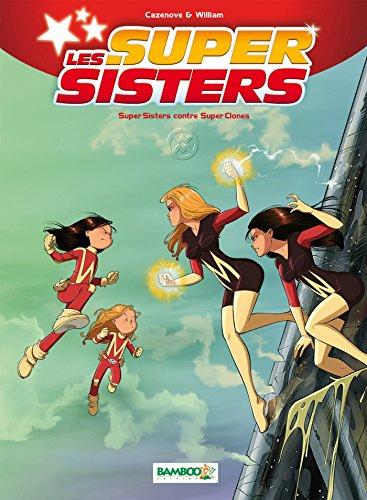 LES SUPER SISTERS T02