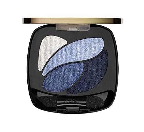 L'Oréal Paris Color Riche Les Ombres Bleu Marinière E8 - sombras de ojos (Azul, Bleu Marinière, E8, Italia)