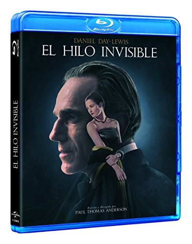 El Hilo Invisible [Blu-ray]