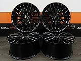 4 Alufelgen BORBET BS5 18 Zoll passend für Mercedes C CLA CLC CLK E GLA GLC GLK S SLK AMG Vito NEU