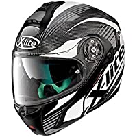 Casque modulable X-lite x-1004 Ultra Carbon nordhelle N-COM Casque – 5 carbon S