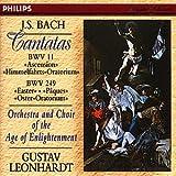 Bach Js-Oratorio Paques-Oratorio Ascension