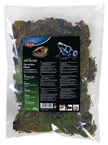 Trixie Terrarium Moss for Humid Terrariums, 200 g 1