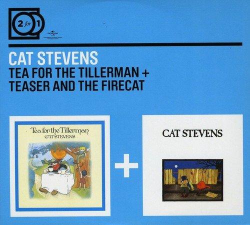 Preisvergleich Produktbild 2 For 1:Tea For The Tillerman / Teaser & The Firecat (Digipack ohne Booklet)