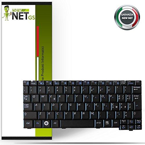 TASTIERA NEWNET COMPATIBILE SAMSUNG Layout Italiano Colore Nero NP-NC10-KA03IT NP-NC10-KA09IT N