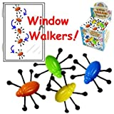 12 x Window Crawler Bugs ~ Party loot bag fillers toys - Playwrite Group Ltd - amazon.co.uk