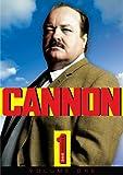Cannon: Season 1, Vol. 1 [DVD] [1971] [Region 1] [US Import] [NTSC]