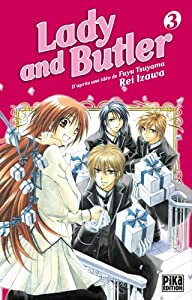 Lady and Butler Edition simple Tome 3