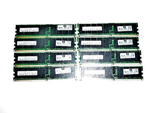 8x 8GB = 64GB 2Rx4PC2-5300P HP 405478-071Server Speicher für DL585G5DL385G2 - Dl585 G2 Server