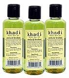 Khadi Amla & Brahmi Hair Oil [ pack of 3...