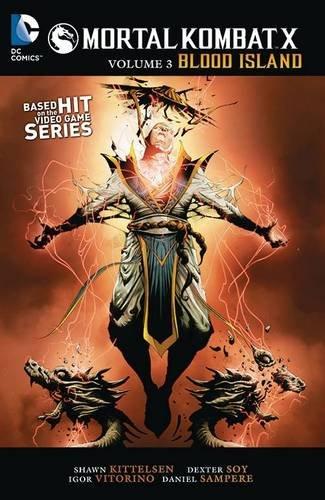 Mortal Kombat X TP Vol 3