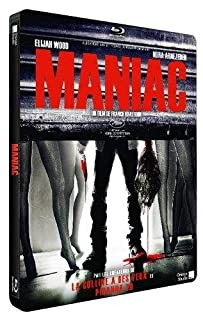 Maniac - Edition limitée Steelbook [Blu-ray] [Édition Collector boîtier SteelBook] (B00B7K0K98) | Amazon price tracker / tracking, Amazon price history charts, Amazon price watches, Amazon price drop alerts