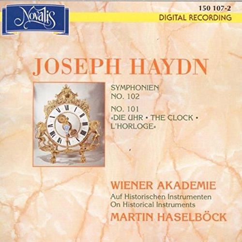 Sinfonien 101 (die Uhr), 102