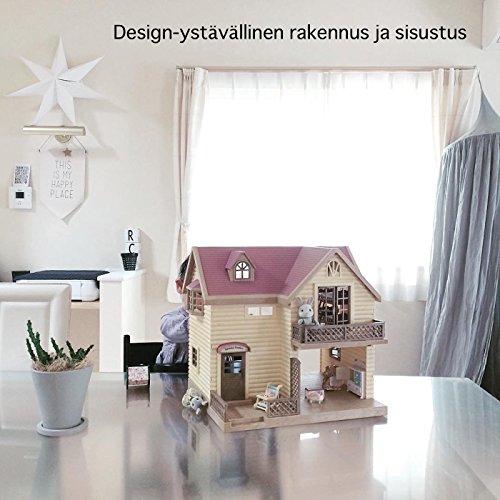 Suunnittelutyöystävällinen rakennus ja sisustus (Finnish Edition)