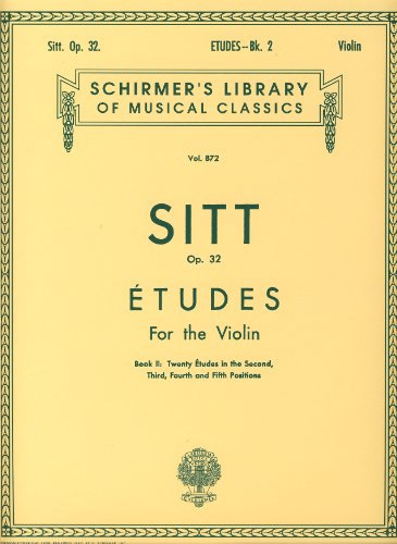 Etudes, Op. 32 - Book 2