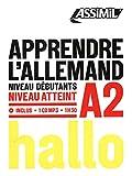 Telecharger Livres Apprendre l Allemand Niveau A2 (PDF,EPUB,MOBI) gratuits en Francaise