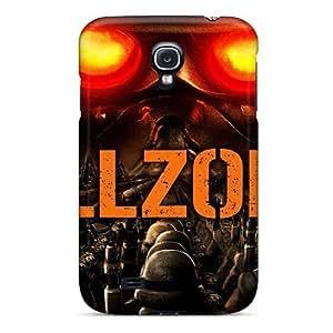 Samsung Galaxy S4 Zri6747wuTn Customized Beautiful Metallica Skin Bumper Hard Cell-phone Case -DrawsBriscoe