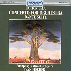 Concerto Per Orchestra Sz 116 Bb 123