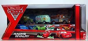 Disney Pixar Cars 2 Racing Rivalry V9863