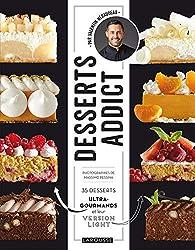 Desserts addict par Valentin Néraudeau