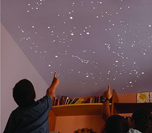 techo-artesano-con-250-estrellas-fosforescentes-con-plantilla-de-2-m2-hecha-a-mano-y-mapa-de-estrell